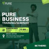 Accra Pure Business Training/Seminar