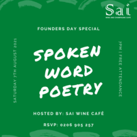 Founder's Day Special: Spoken Word