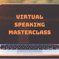 Virtual Speaking Masterclass Accra