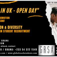 GRSA - Study in UK - Open Day