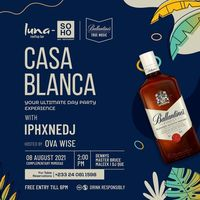 CASA BLANCA - your ultimate day party experience