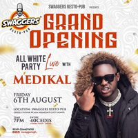 All White Party Live with MEDIKAL