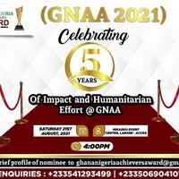 5TH GHANA NIGERIA ACHIEVERS AWARD (GNAA 2021)