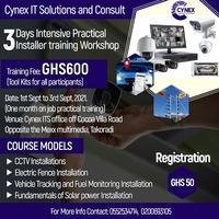 Practical CCTV Installer Training