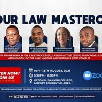 August Labour Law Masterclass - Onsite & Online