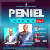 PENIEL CONFERENCE - The Out Pouring