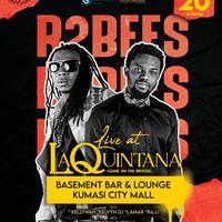 R2bees Live at La QUINTANA