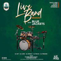 Live Band Session at Oliver Twist
