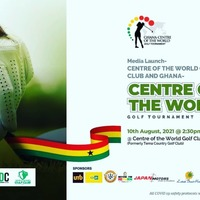 Centre Of The World Golf Tournament