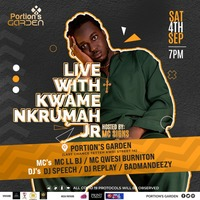 Live With Kwame Nkrumah Jr.