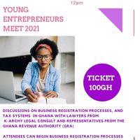 Young Entrepreneurs Meet 2021