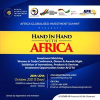 Hand in Hand with Africa