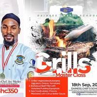 Grills Master Class