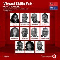 Vodafone Virtual Skills Fair