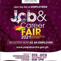 Job And Career Fair 2021