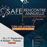 Salon Africain de l'Entrepreneuriat - SAFE 4 ème édition