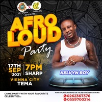 Afro Loud Party