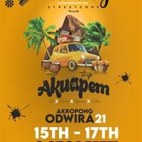 TRIP TO AKUAPEM ODWIRA FESTIVAL