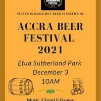 Accra Beer Festival 2021