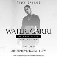 Tiwa Savage: Water & Garri Release Party