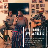 TY Dillard Live Acoustic Night
