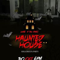 Front/Back Haunted House