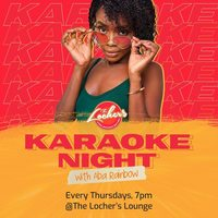 Karaoke Night with Aba Rainbow