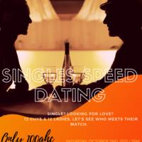 La Casa Singles Speed Date Nite