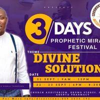 Prophetic Miracle Festival ( PROMIFEST)