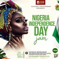 Nigeria Independence Day Jam