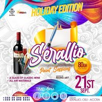 Serallio Paint Session (Holiday Edition)