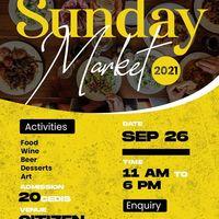 Sunday Market 2021