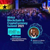 Africa Blockchain & CryptoCurrency Summit 2021
