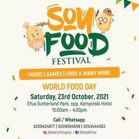 Soy Food Festival
