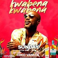 Live with KWABENA KWABENA