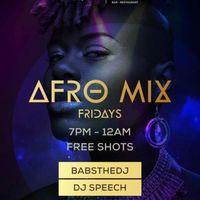 Afro Mix Fridays