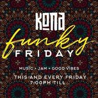 KONA Funky Friday