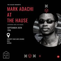 MARK ADACHI at THE HAUSE