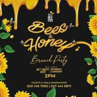 Bees & Honey Brunch Party