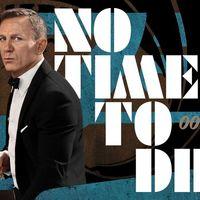 "JAMES BOND ""No Time To Die"" (VIP premiere + free popcorn)"