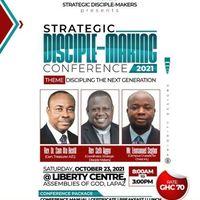 Strategic Disciple-Making Conference 2021