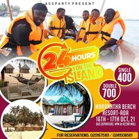 24Hours On The Island