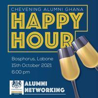 Chevening Alumni Ghana Happy Hour
