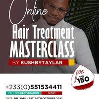 Hair Treatment Masterclass