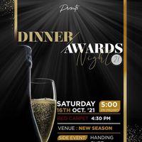 Dinner & Awards Night 2021 (DUC)